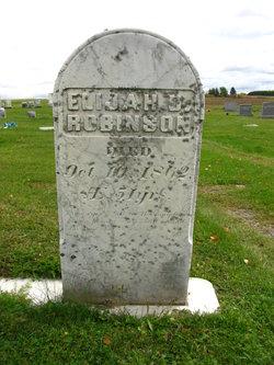 Elijah D Robinson