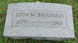 Edith M. <I>Klinger</I> Baughman