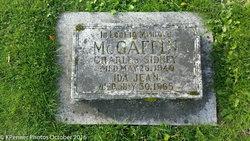 Rev Charles Sidney McGaffin