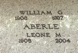 """Margaret Leone """"Leone"""" <I>Nelson</I> Aberle"""