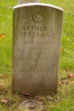 Arthur L Bertrand