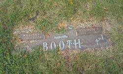 Elizabeth Linton <I>Pennington</I> Booth