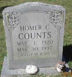 Homer Clyde Counts