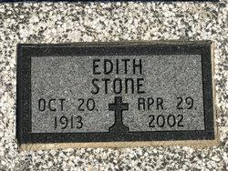 Edith <I>Pruitt</I> Stone