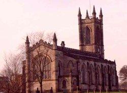 Pendleton (St Thomas) Churchyard