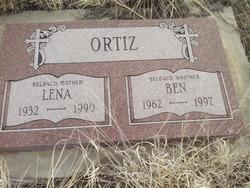 Maria Lena <I>Gallegos</I> Ortiz