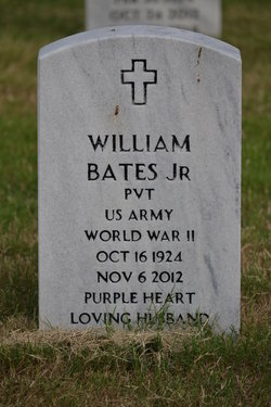 "William ""Bill"" Bates, Jr"