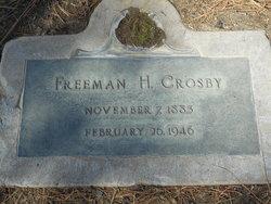 Freeman Harrison Crosby