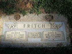Lois E <I>Odle</I> Fritch