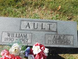 Alice <I>Lucas</I> Ault