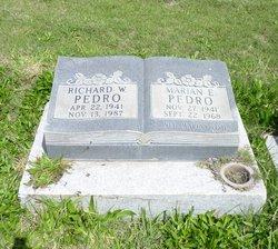 Richard William Pedro