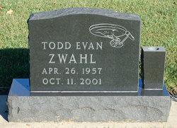 Todd Evan Zwahl