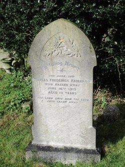 Charles Frederick Hambrook