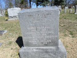 Henry McClave