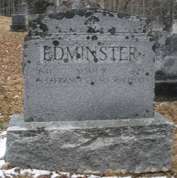 Noah W Edminster