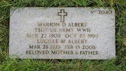 Marion Del Albert