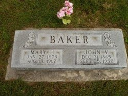 John V. Baker