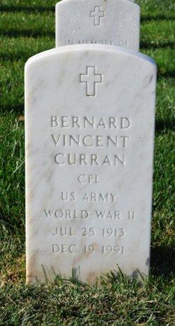 Bernard Vincent Curran
