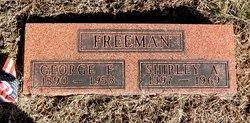 Shirley <I>Emmons</I> Freeman