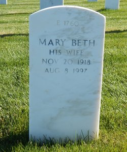 Mary Beth <I>Leathers</I> Gaughen