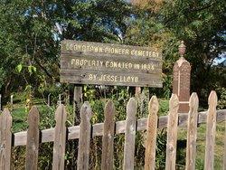 Lloydtown Pioneer Cemetery