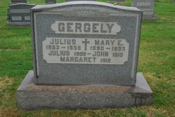 Mary E Gergely