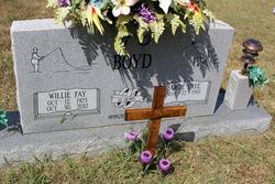 Willie Fay Boyd