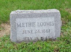 M Ethie Loomis