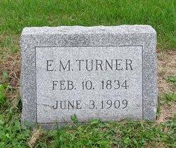E M Turner