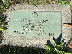 Leo E LaPlant