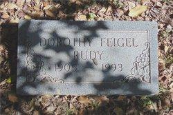 Dorothy Louise <I>Feigel</I> Rudy