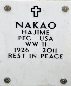Hajime Nakao