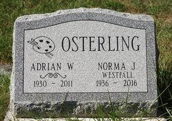 Norma J <I>Westfall</I> Osterling