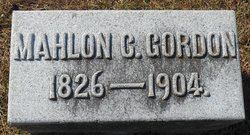 Mahlon Clay Gordon