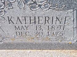 """Katherine """"Katie"""" <I>Echternacht</I> Vandiver"""