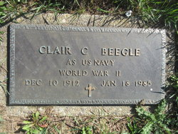 Clair Calvin Beegle