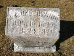 John Allison Underwood