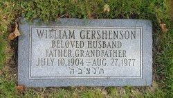 William Gershenson