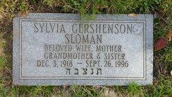 Sylvia Sloman