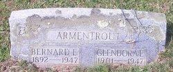 Glendora Eva <I>McGraw</I> Armentrout
