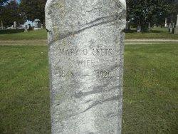 Mary O. <I>Williams</I> Letts