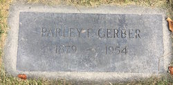 Parley Frederick Gerber