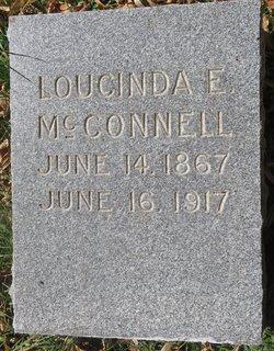 Lucinda Elizabeth <I>Shepperd</I> McConnell