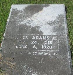 Vernon Monroe Adams Jr.
