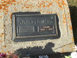 Annie <I>Gibson</I> Armstrong