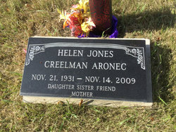 Helen Jones <I>Creelman</I> Aronec