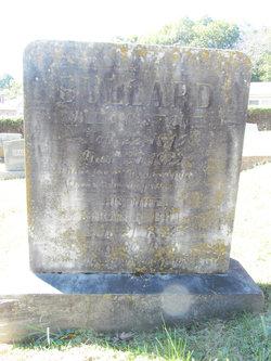 Rev William Stone Bullard
