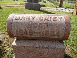 "Mary ""Nancy"" <I>Catey</I> Hood"