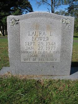 Laura Louise <I>Melton</I> Bower