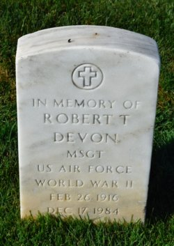 Robert T Devon